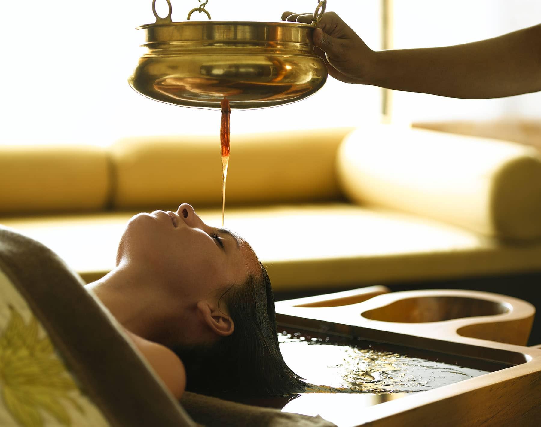 Ayurveda Massage Augsburg